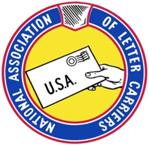 NATIONAL ASSOCIATION OF LETTER CARRIERS LOGO