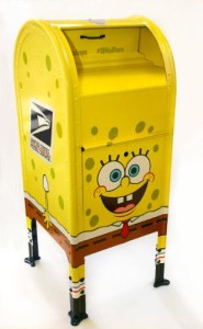 NICKELODEON SPONGEBOB MAILPANTS