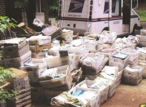 Charges dropped against Brooklyn mailman arrested for not delivering 40,000 pieces of mail