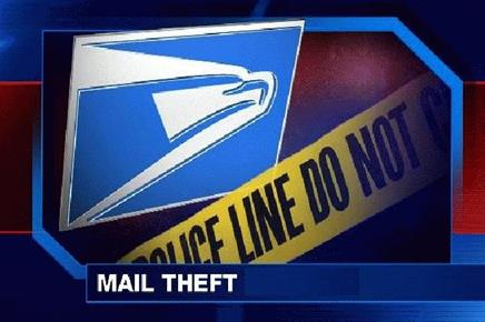postal worker charged with stealing cash from mail