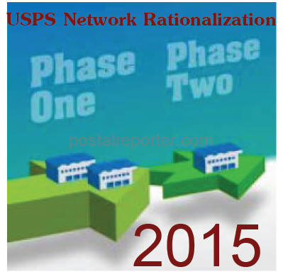 Will USPS resume Network Rationalization Consolidations/Closures Schedule in 2016?