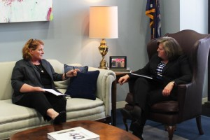 Senator Heitkamp Urges Study of Rural Postal Service and High-Speed Internet Access