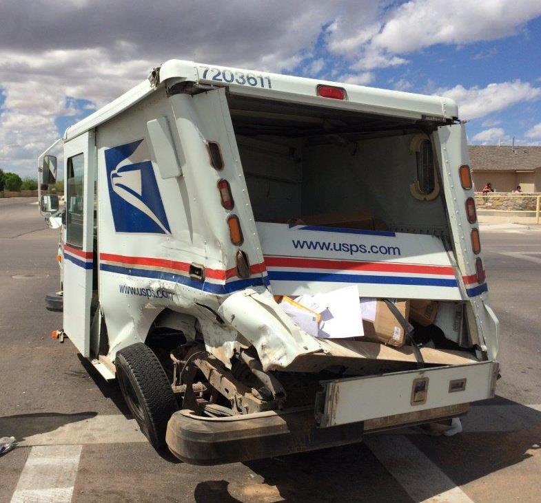 Drag-Racing Suspected In Crash That Injured Postal Worker