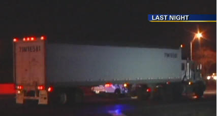 Pedestrian Struck, Killed by USPS Tractor-Trailer on Long Island Expressway