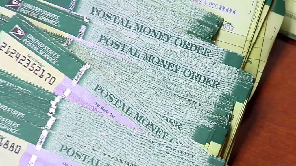 Three Connecticut Residents Charged with Cashing over $300K in Stolen Postal Money Orders
