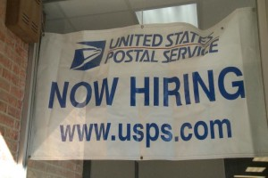 Postal workers atPostal workers at Pennsylvania USPS facility exchange blows after name-calling