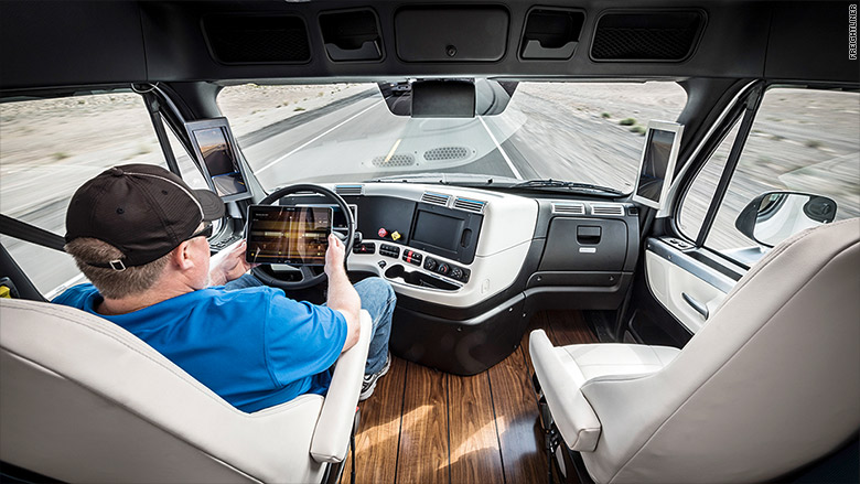 OIG : No Driver Needed? USPS could benefit from autonomous