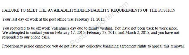 Pennsylvania Letter Carrier Sues Usps Nalc Alleging Termination