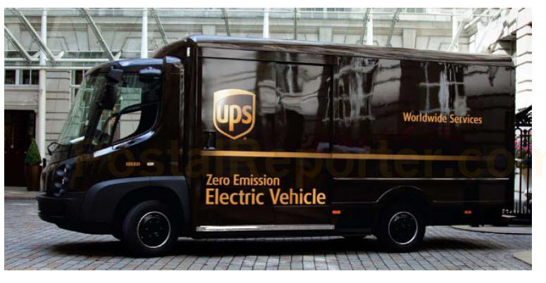 UPS boosts last-mile deliveries instead of paying USPS as earnings rise