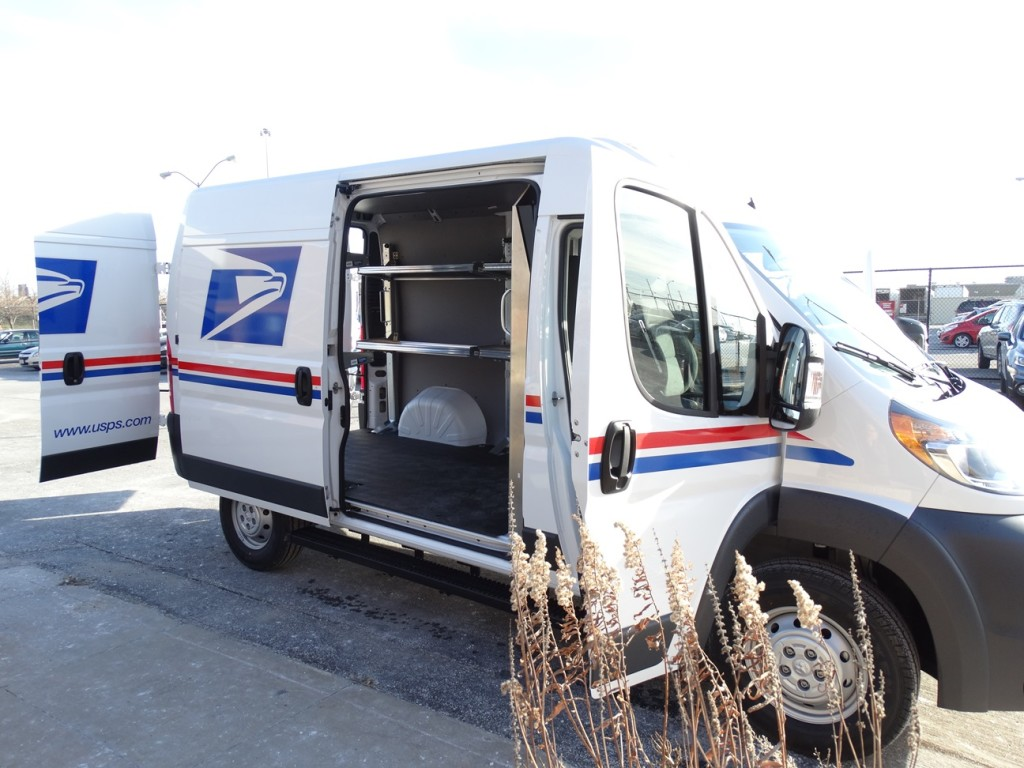 USPS may buy more Extended Capacity Delivery Vehicles for
