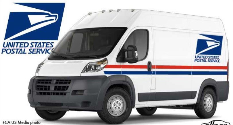 USPS awards $96 million contract for 3,339 Extended Capacity