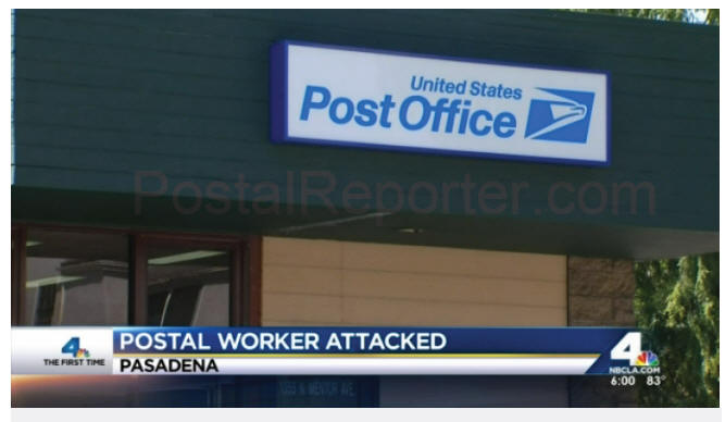 Video: Veteran Postal Worker Pepper Sprayed Over Traffic Incident in Pasadena CA