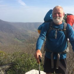 Video: Retired postal worker hikes Appalachian Trail