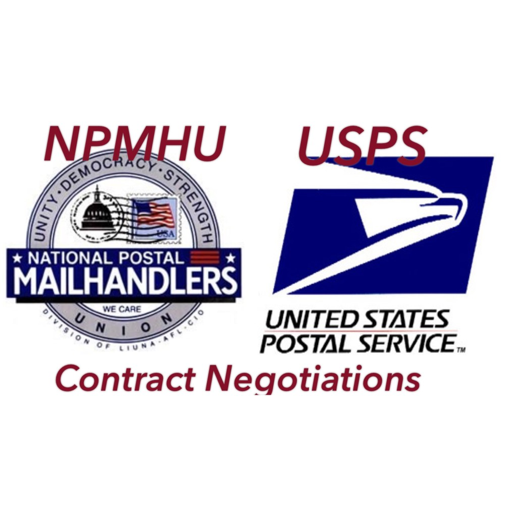 Overall settlement of a USPS, Mail Handlers National