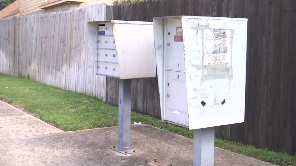 Cluster Mailboxes stolen from Neighborhood in San Antonio TX