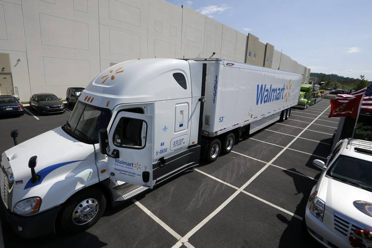 Wal-Mart testing 2 day shipping subscription service to rival Amazon Prime