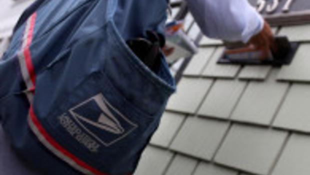 Postal workerrobbedrdc