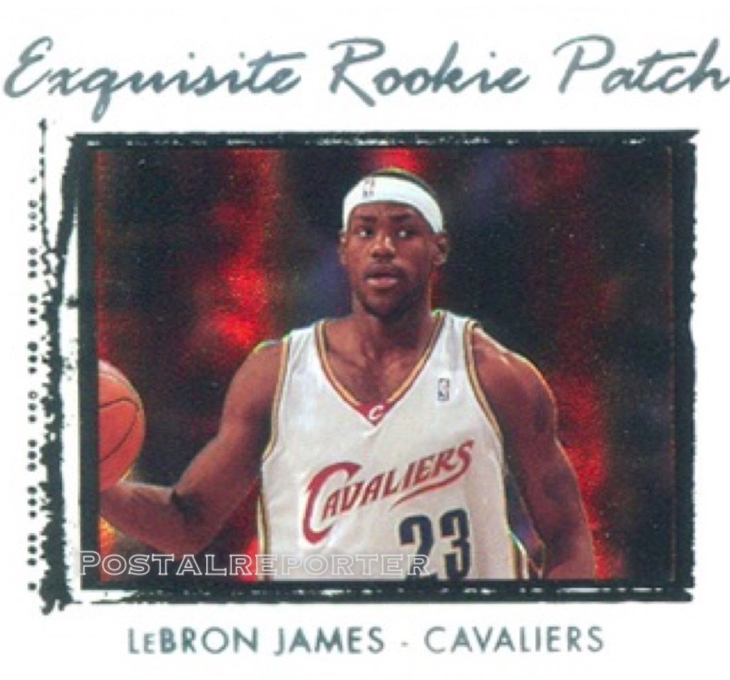 Judge sentences postal worker for stealing sports cards, including a $25,000 LeBron James card