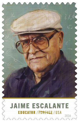 USPS to issue Jaime Escalante forever stamp