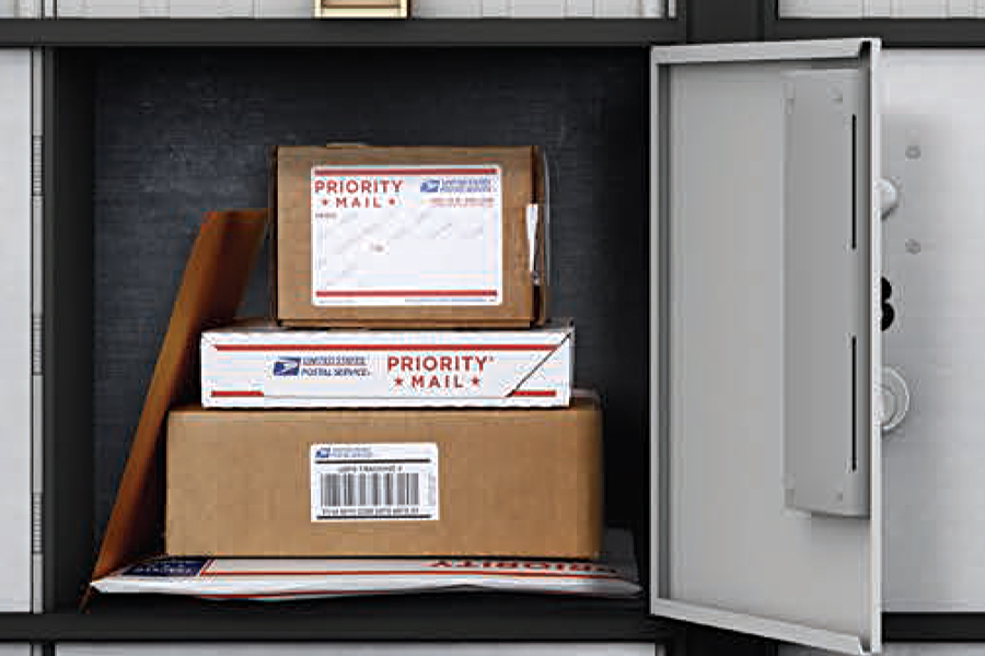 USPS holding  employee contest for most PO Box sales