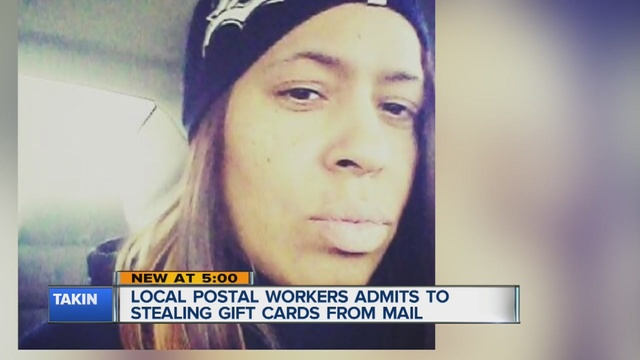 Video: Postal worker accused of stealing around $2K in gift cards from mail