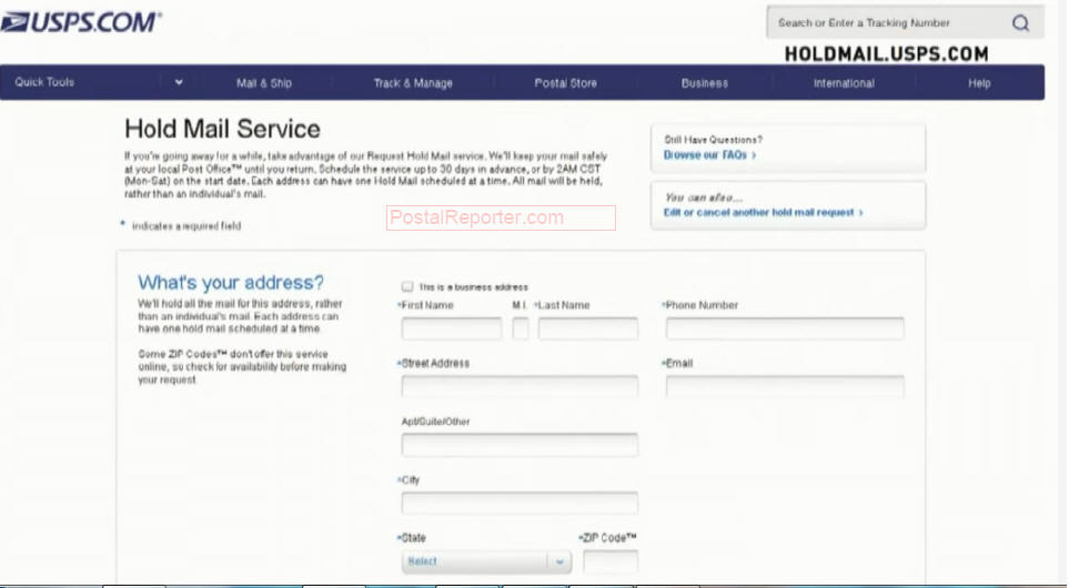 Video: Rip-Off Alert: ID thieves find loophole in U.S. Postal Service website