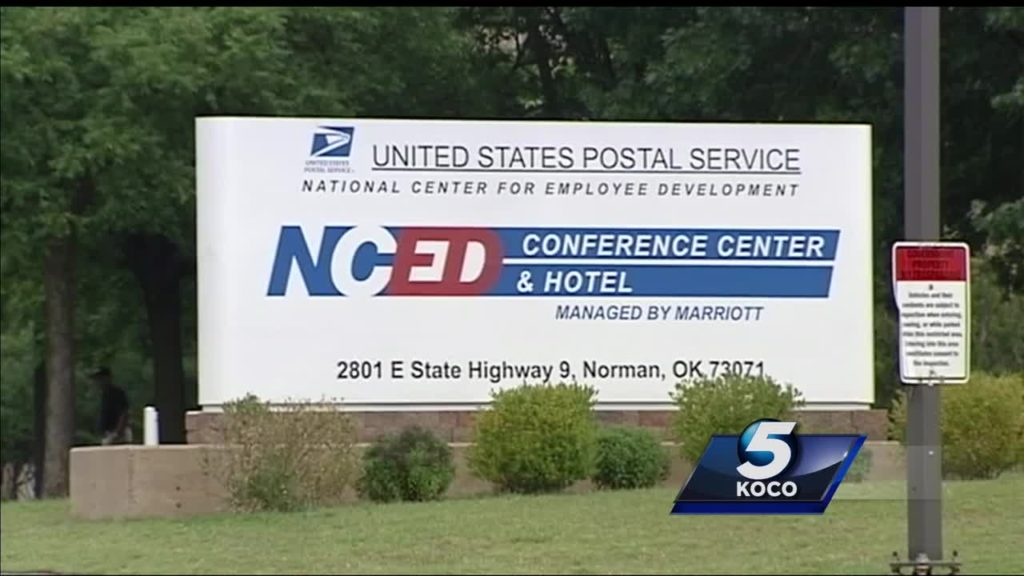 USPS Norman OK training center evacuated after bomb threat