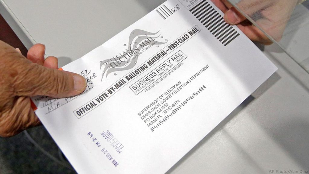 Some Students Aren T Voting Absentee Because They Don T Know