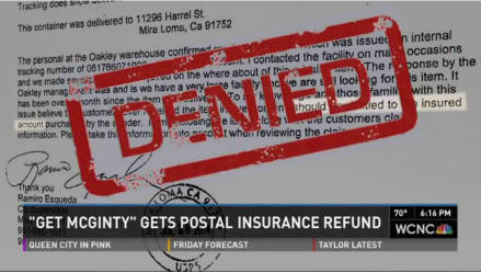Usps Insurance Claim Lost Package